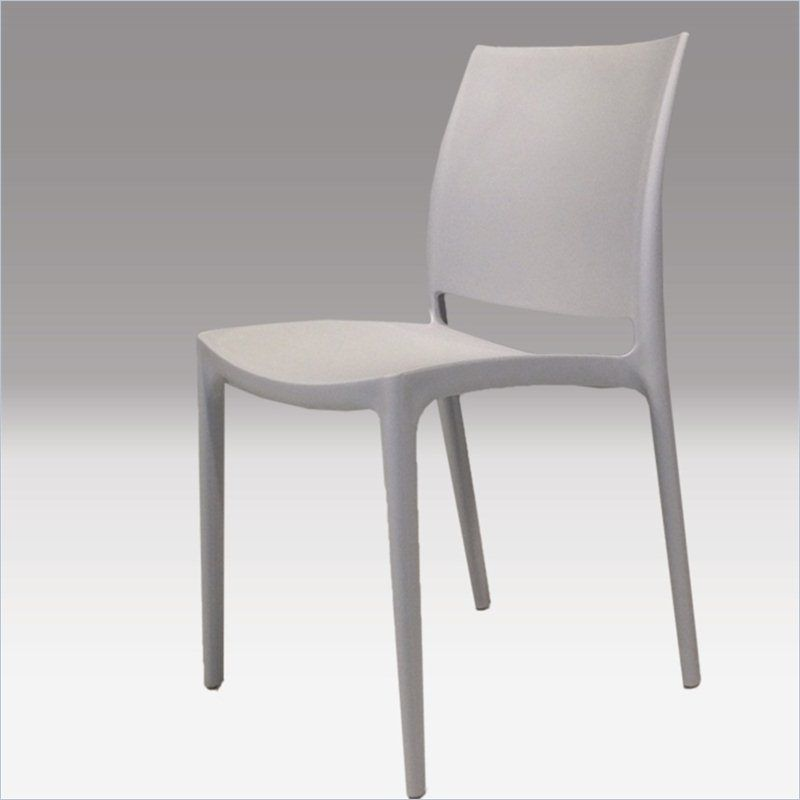 Beautiful Lowest Price Online On All Mobital Vata Dining Chair In Light Grey    DCH VATA