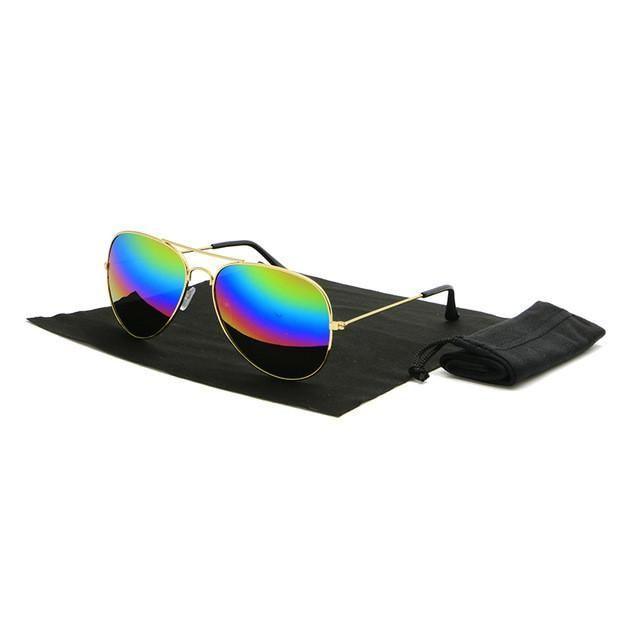 89d2f29bbaa9 M.U.E. Classic Aviator Sunglasses | Products | Sunglasses, Fashion ...