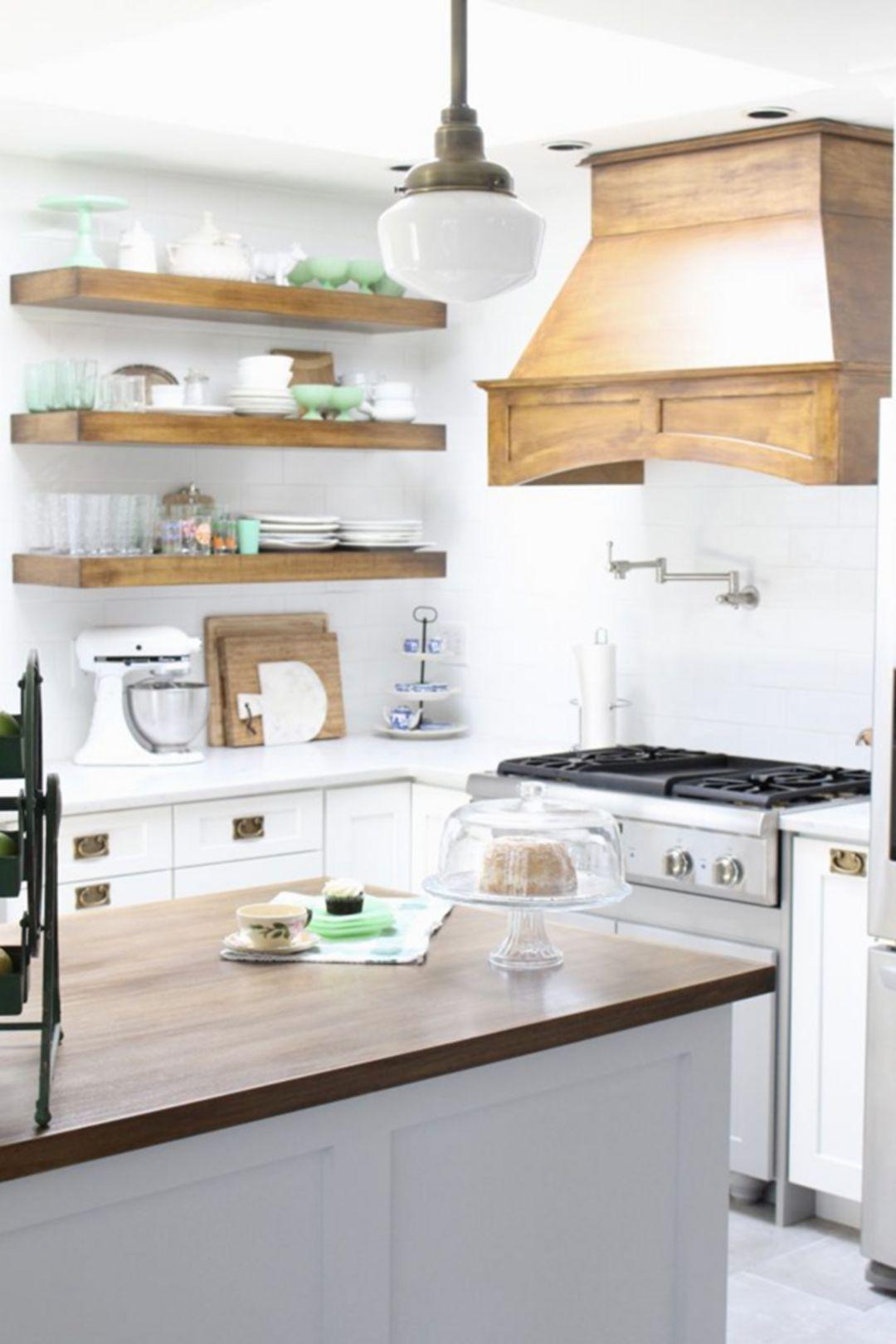 Minimalist Kitchen Self Design Ideas 17 Cottage Kitchen