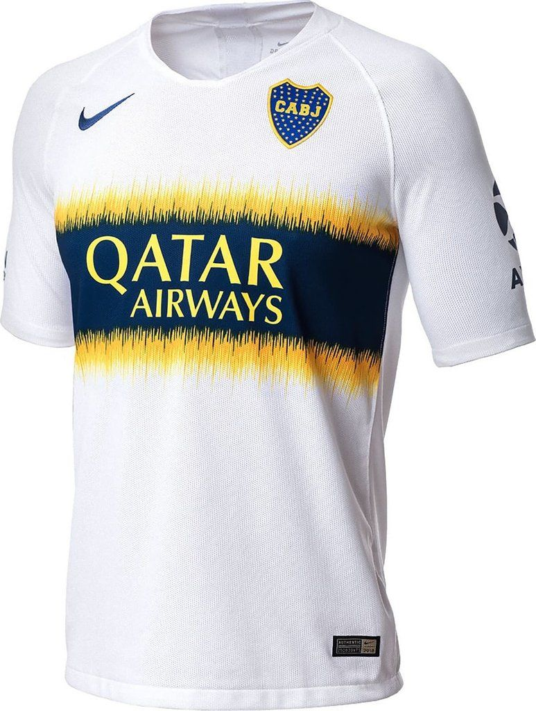 BOCA JUNIORS Away 2018 - 19 NIKE FÚTBOL YELLOW CALCIO SOCCER CLUB KIT SHIRT  FOOTBALL JERSEY FUSSBALL CAMISA TRIKOT MAILLOT MAGLIA BNWT 604188f3a96a6