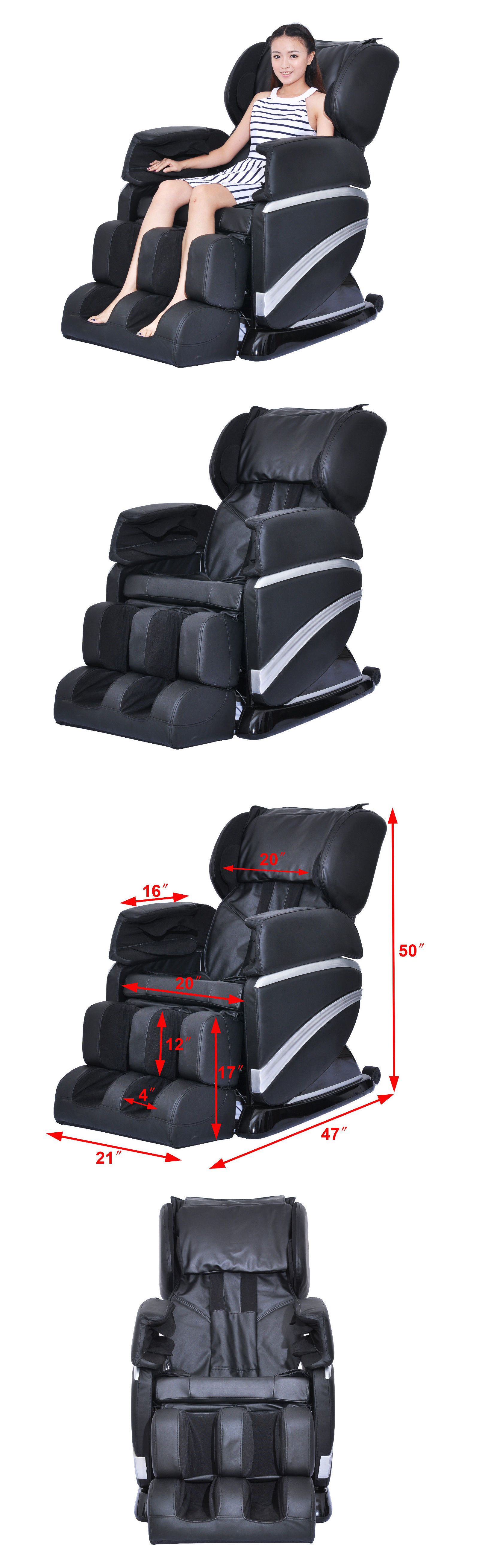 Electric Massage Chairs M bo Massage Electric Recliner Chair