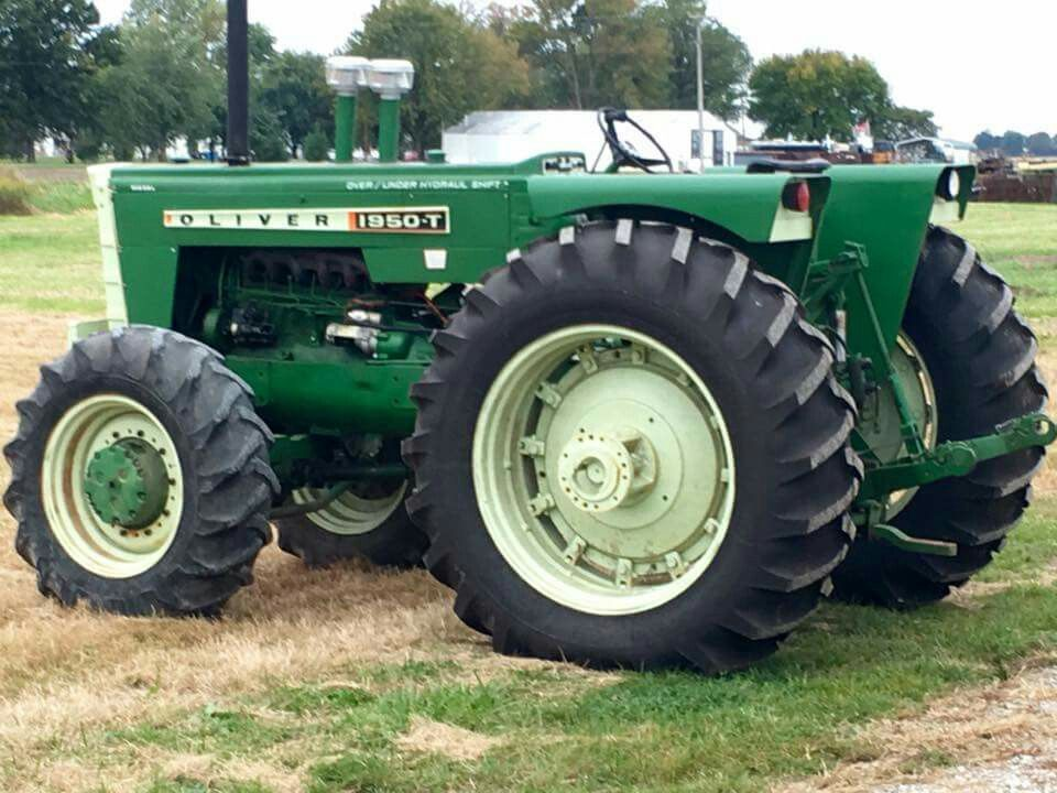 Oliver 1950 4x4 : Oliver t fwd tractors pinterest tractor