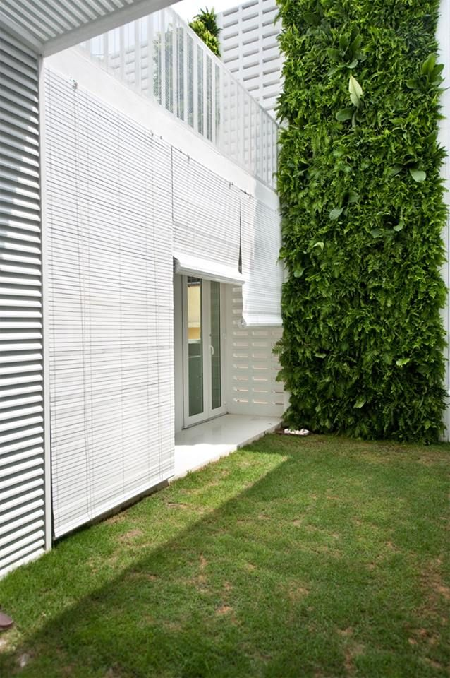 Konsep Klasik Dan Moden Hiasan Dalaman Rumah Teres 2 Tingkat Arsitektur Tata Letak Arsitektur Taman Vertikal