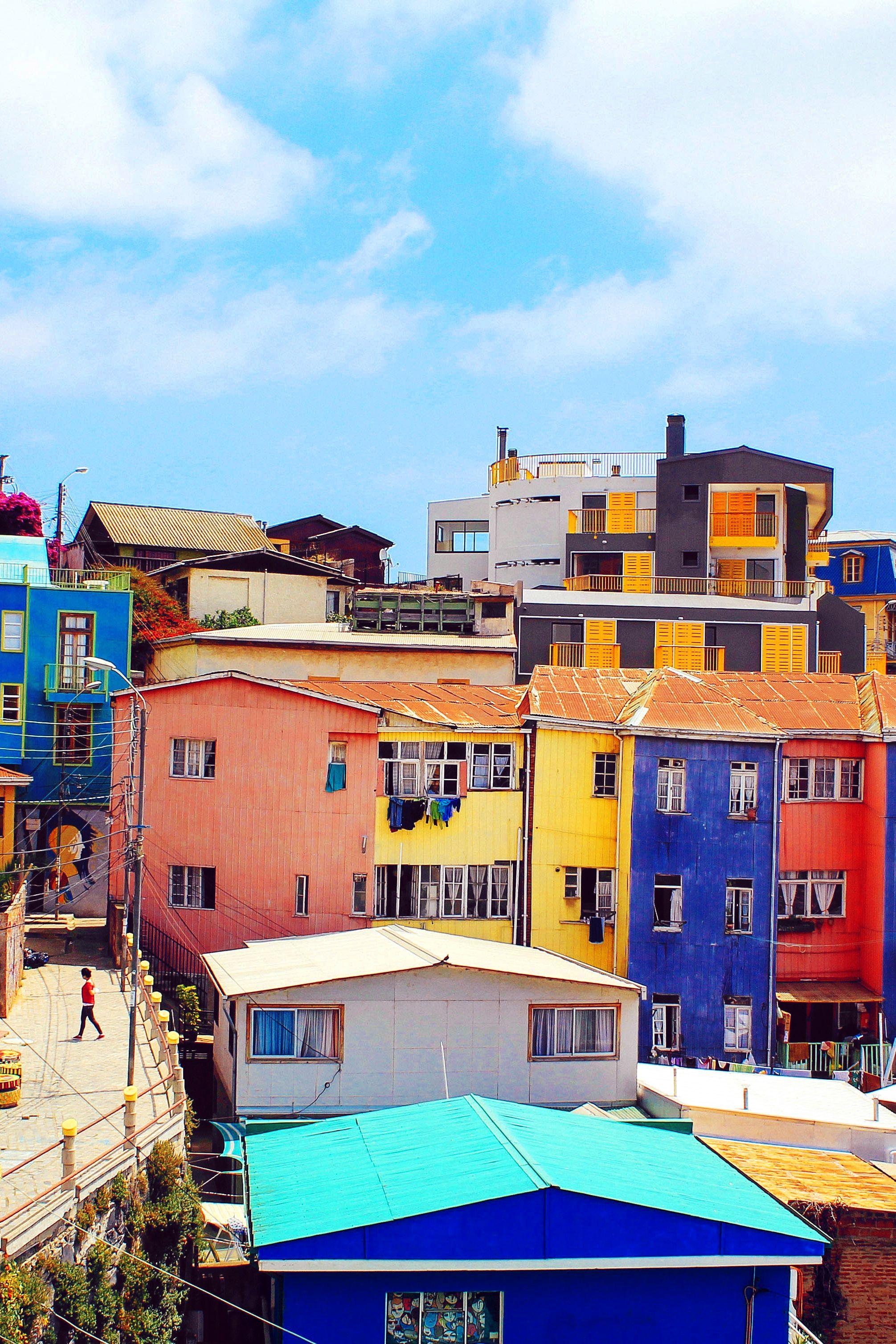Valparaiso Chile En 2020 Valparaiso Chile