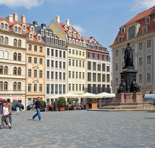 Neumarkt square | Dresden