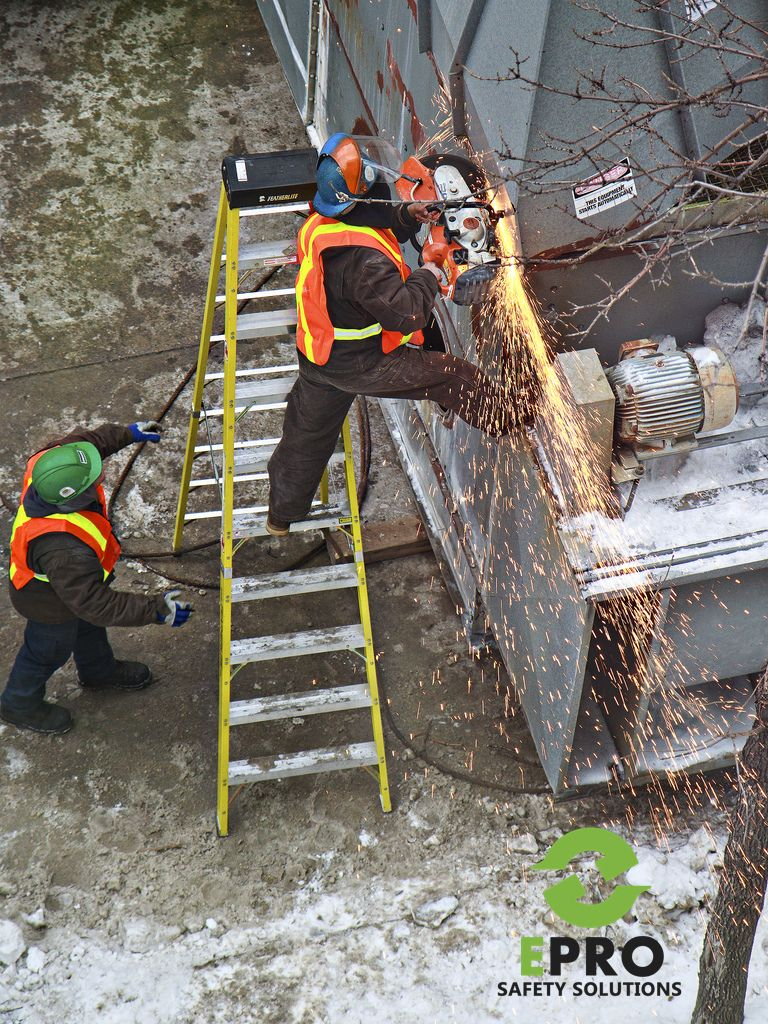 Instruments In Electrical Construction : Eprosafety unsafe fail ladder safetyfail safety
