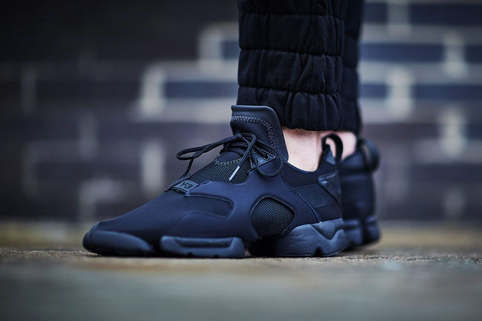 "adidas Y-3 Kohna ""Triple Black"" · Latest SneakersLatest ShoesShoe ..."