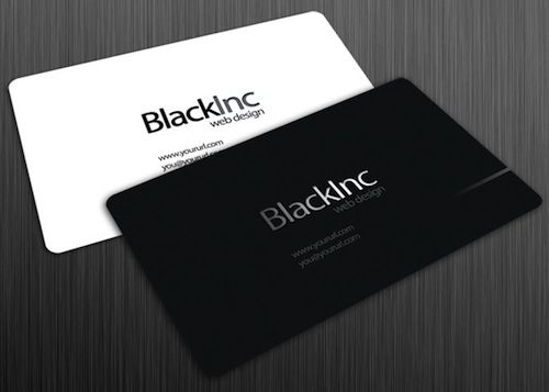 Bestfreepsdbusinesscardtemplates Print And Card Designs - Psd business card template
