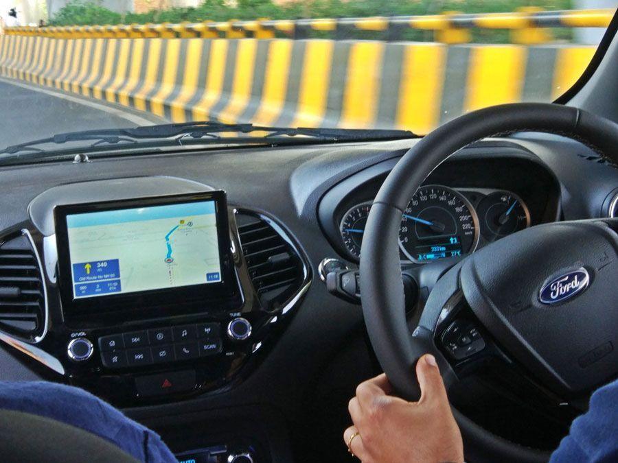 2019 New Ford Figo Review Ford, Fuel economy, Ac vent