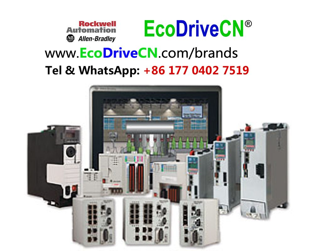 Rockwell Automation Allen Bradley motion control system include a ...
