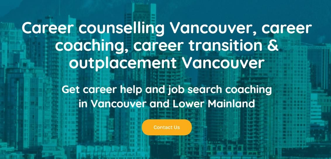 Vancouver Career Coaching & Counselling Career Change