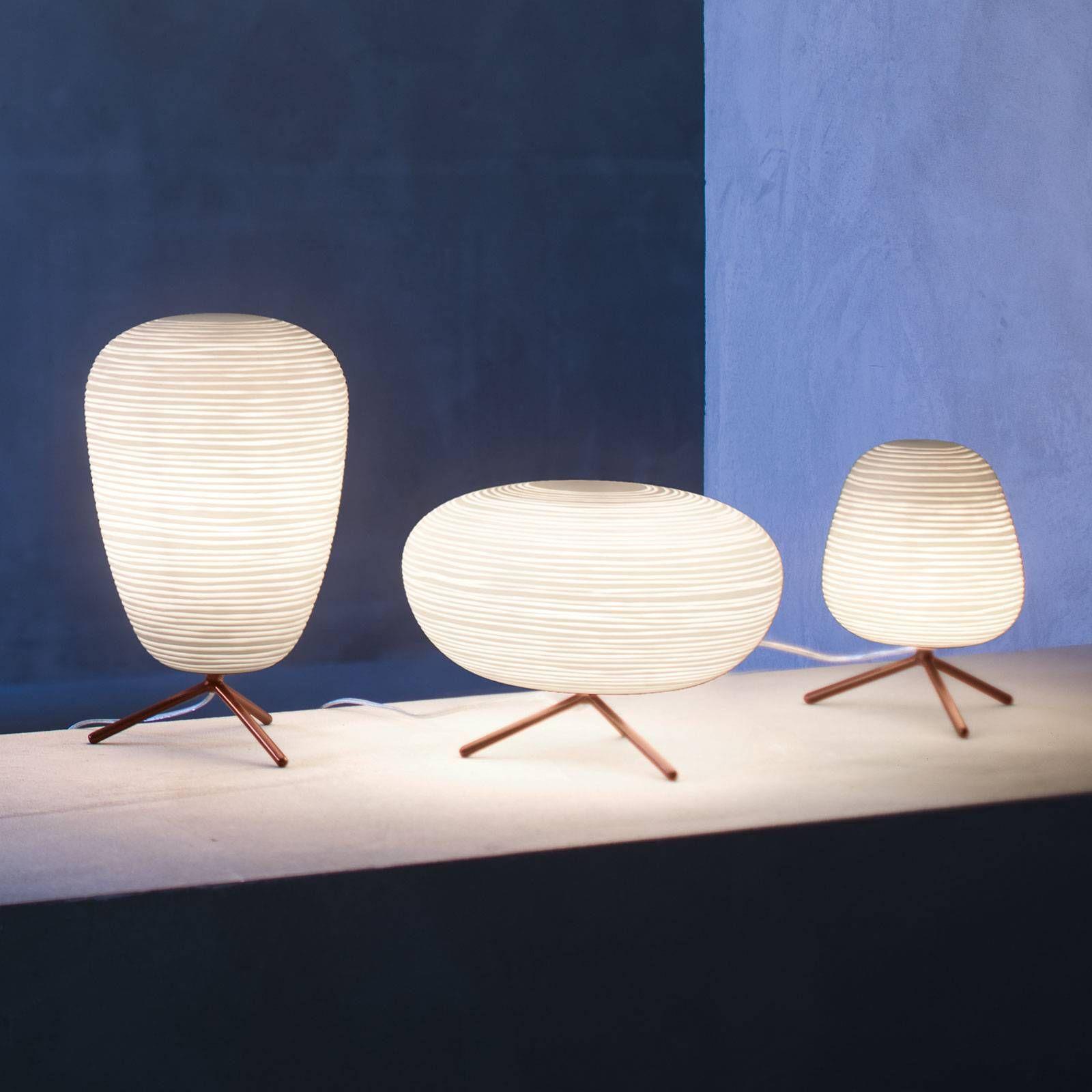 Foscarini Rituals 1 lampada da tavolo con dimmer di FOSCARINI