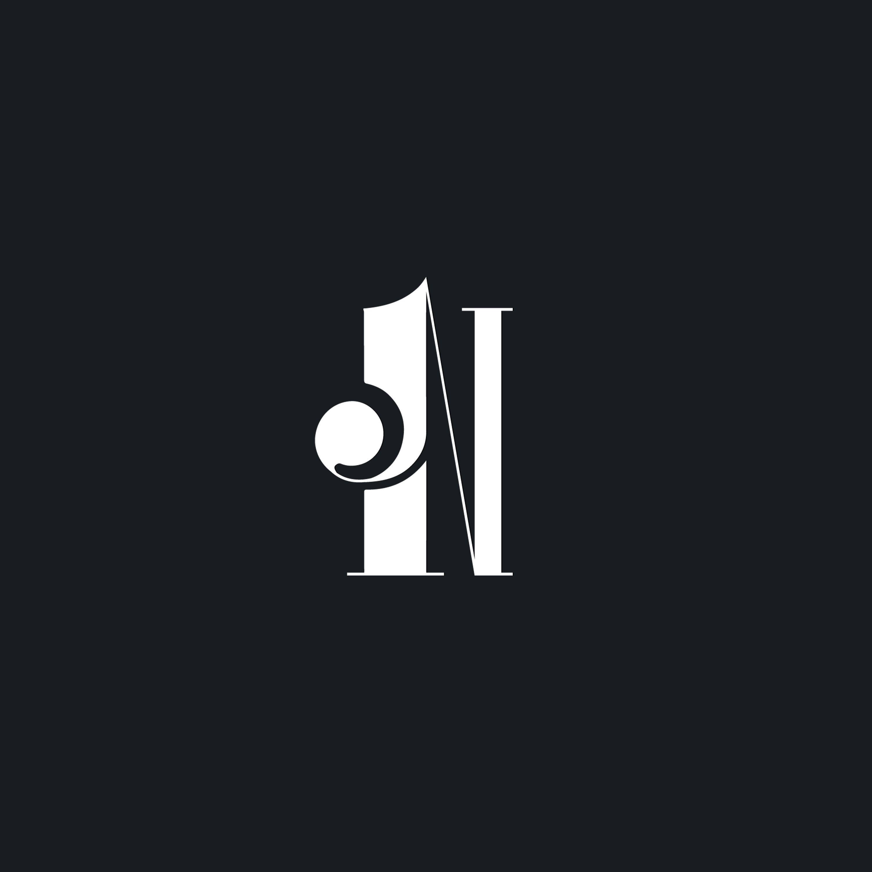 Jn Logo Design Check For More Logo Design Graphicdesign Lettermark Mark Symbol Letter Logo Sign Logotype Lettermarkexploration Designer Designexp