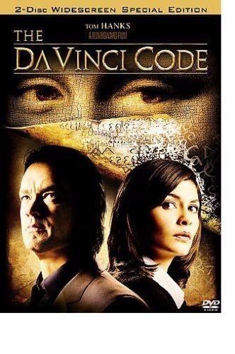 Dvd Original The Da Vinci Code 2 Disc Full Screen Carteleras De Cine Peliculas Peliculas Cine