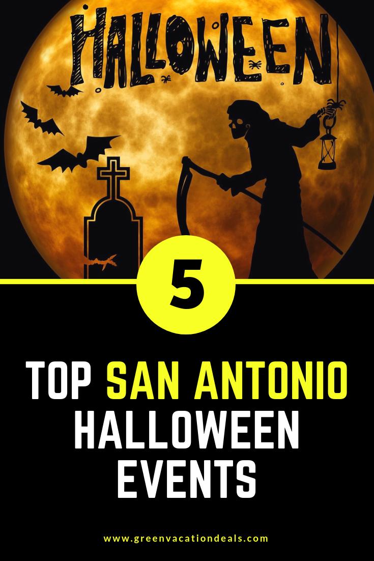 Top 5 San Antonio Halloween Events Halloween event, Fun
