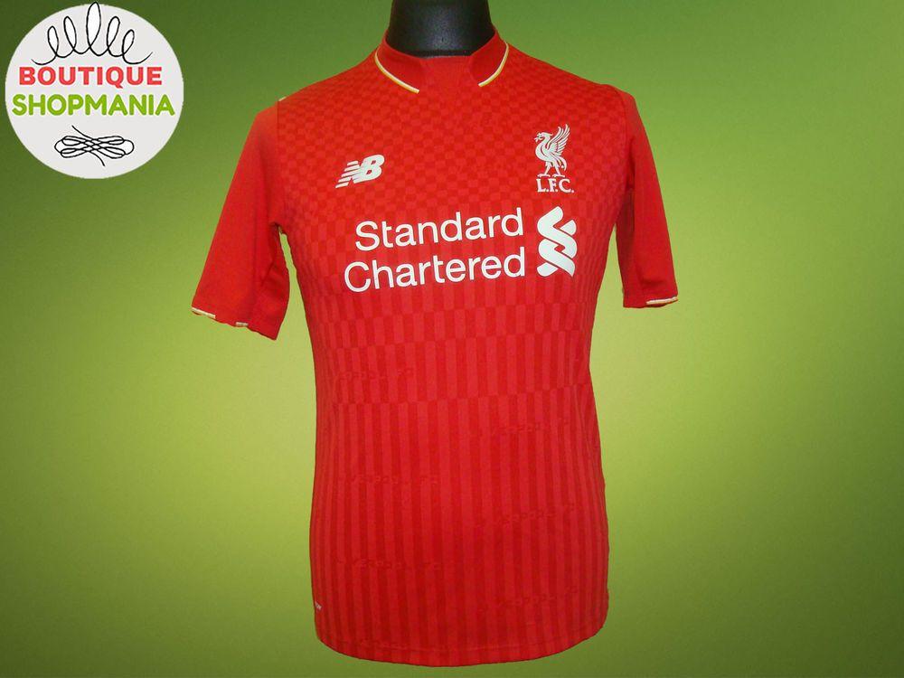 LIVERPOOL HOME 2015-2016 (YXL) Football Shirt Jersey Maglia Camisa   NewBalance   d141a7d16c79d