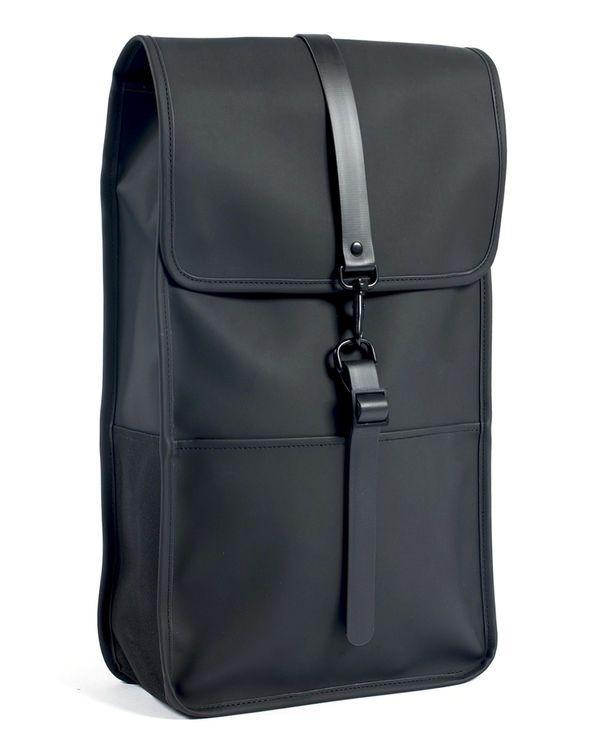 Explore Black Handbags, Bag Accessories, and more! Sac à Dos Déperlant Noir  RAINS
