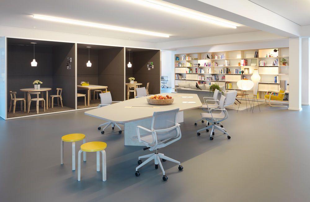 Studio Office Central Club Area   Decoist
