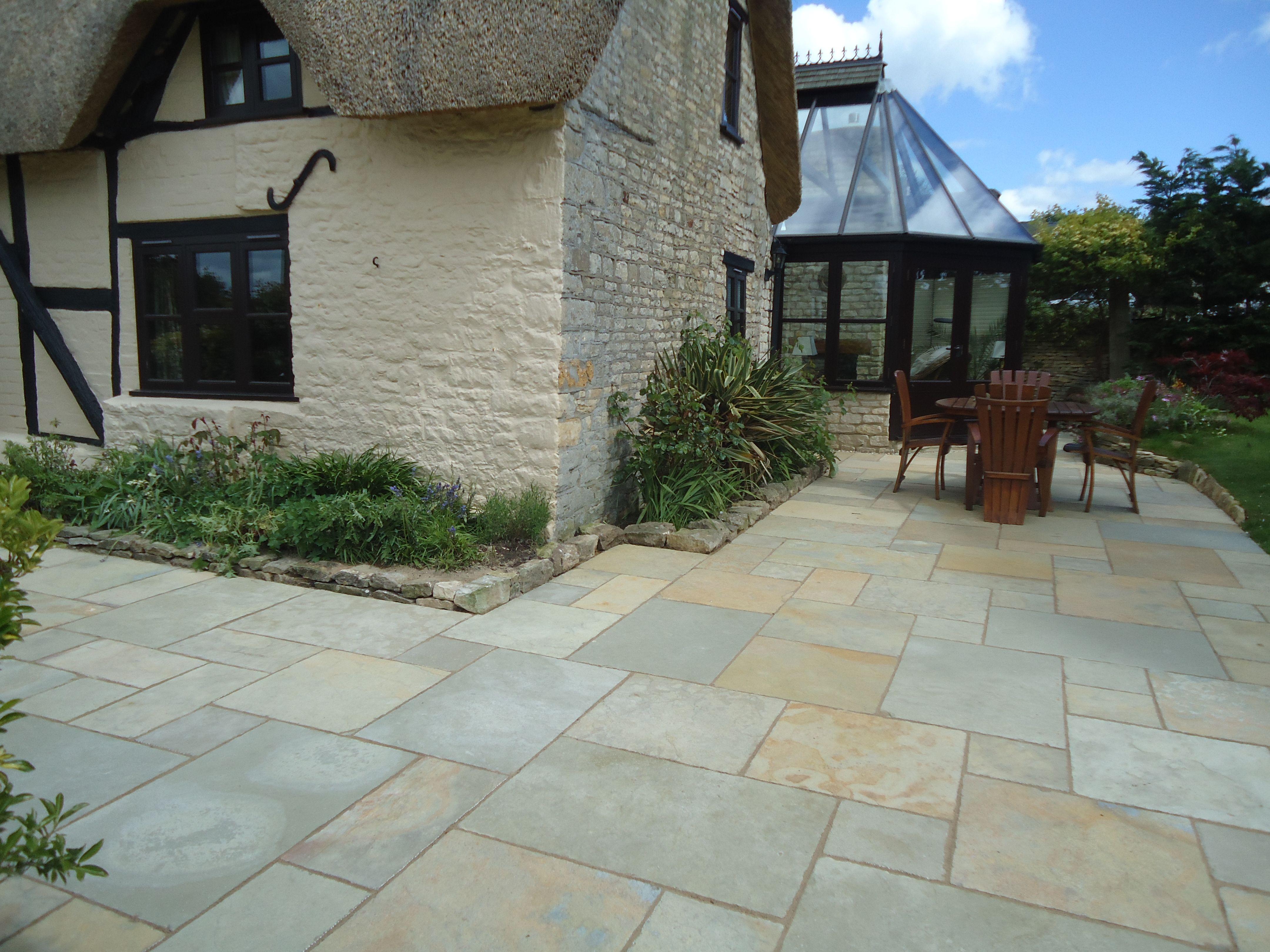 pavestone abbey limestone limestone paving pinterest
