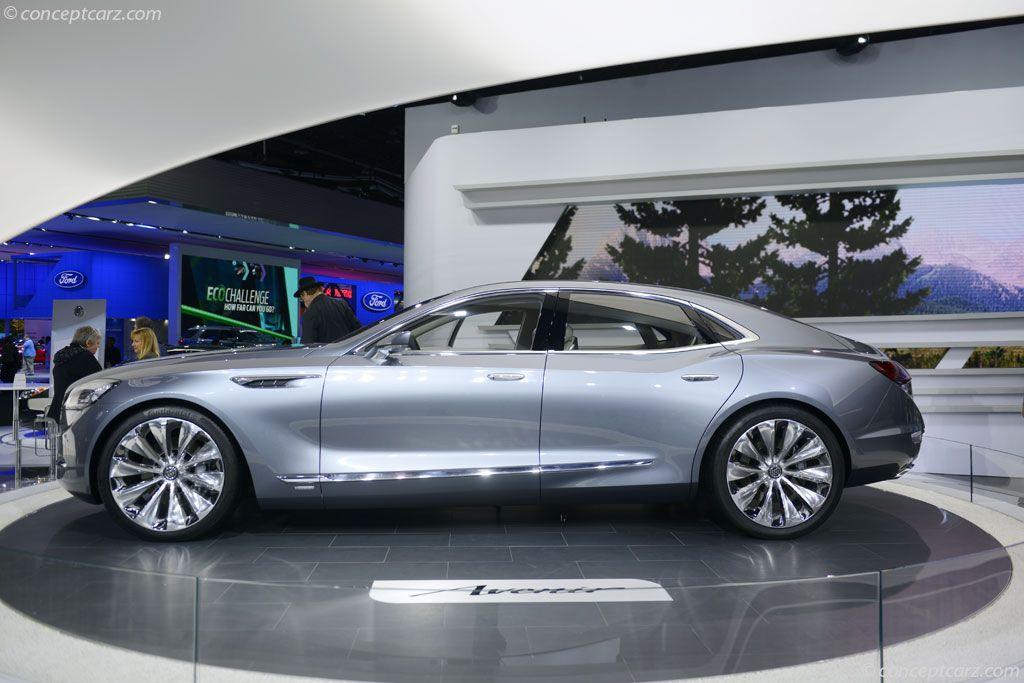 2015 Buick Avenir Concept Image Concept Cars Pinterest