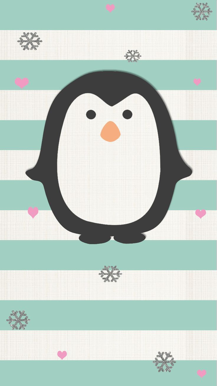 penguin iphone wallpaper cute | doeloe1st
