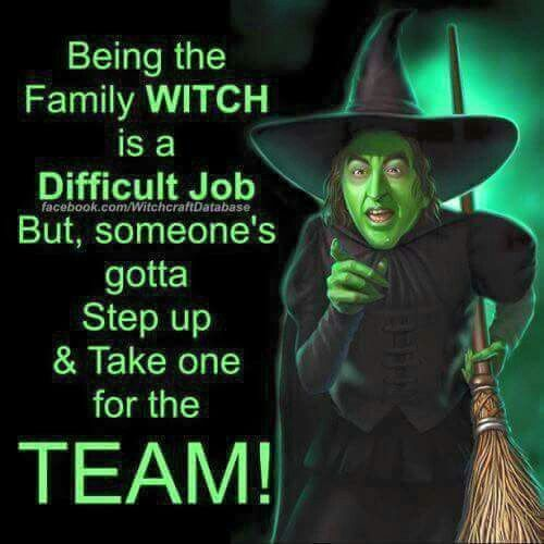 Funny, Humor And Witch