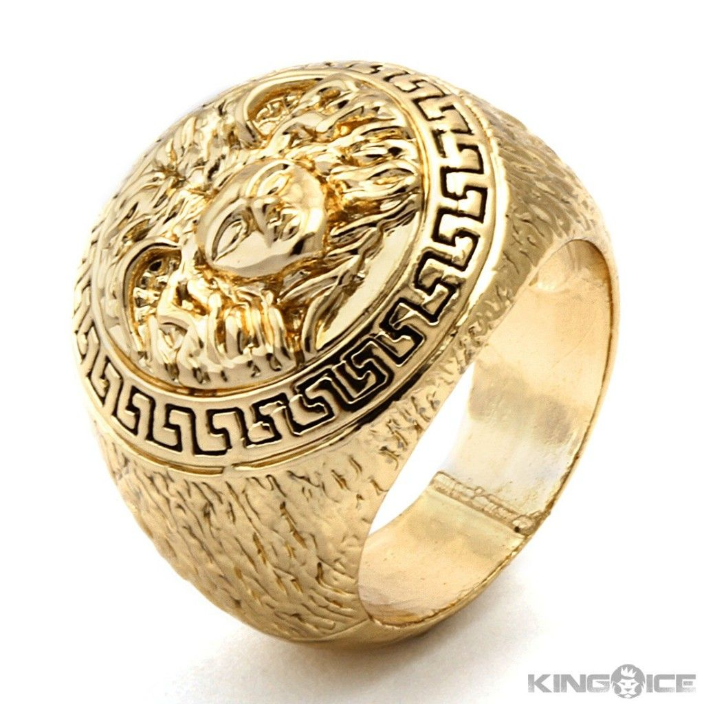 Mens gold rings pictures places to visit pinterest