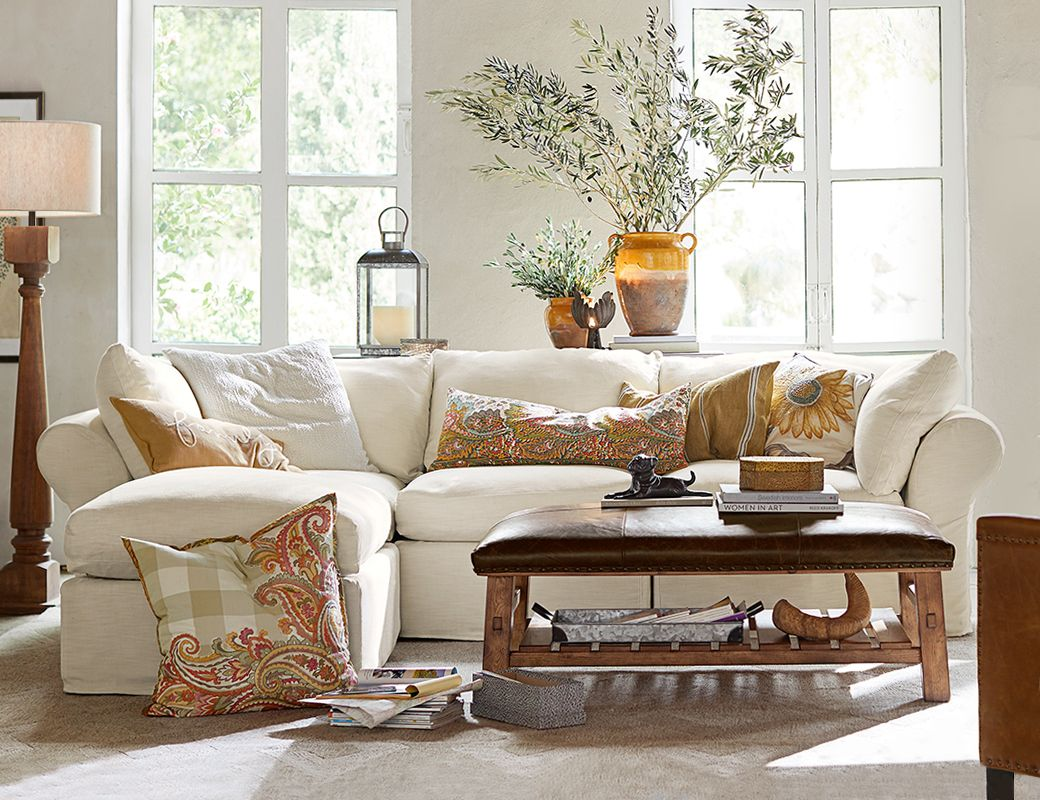 Relaxed Rustic Pottery Barn Branches Furniture, Home