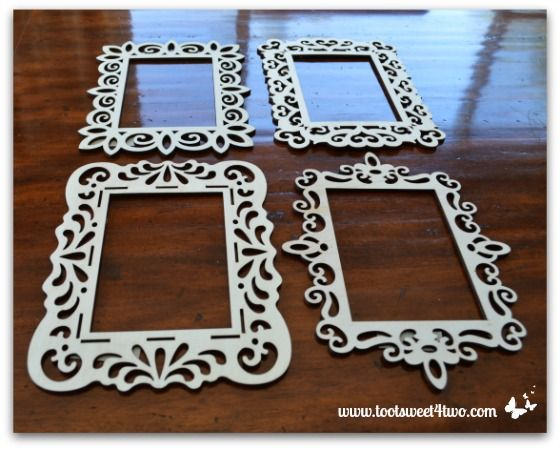 Laser-cut frames | Pinterest | Laser cutting, CNC and Cuttings