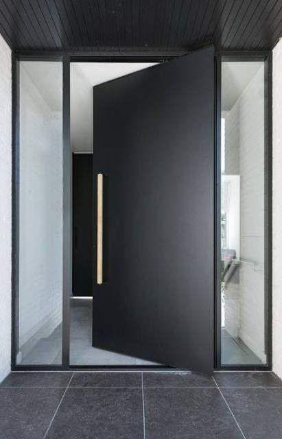 56 Ideas Large Front Door Entrance Modern For 2019 Door In 2020