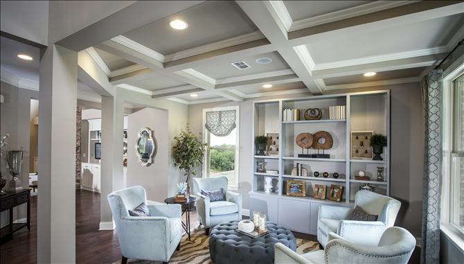 Victoria Home Plan In Kensington, Hoschton, GA | Beazer Homes
