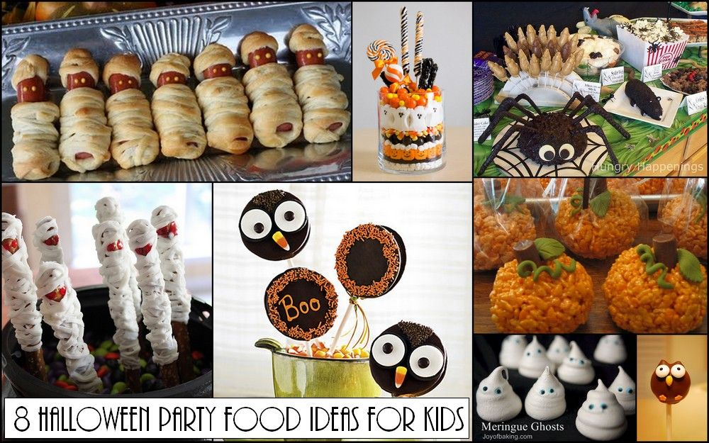 halloween party food ideas kids edition halloween