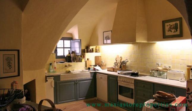 Campana y muebles cocina | Cocinas - Rústico | Pinterest | Mueble ...
