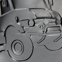 Photo of Retro Blechschild Mercedes-Benz – Unimog Maße: 30x40cm Louis
