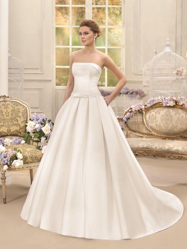 Volga Novia D Art Wedding Dress Made In Barcelona Price 1407