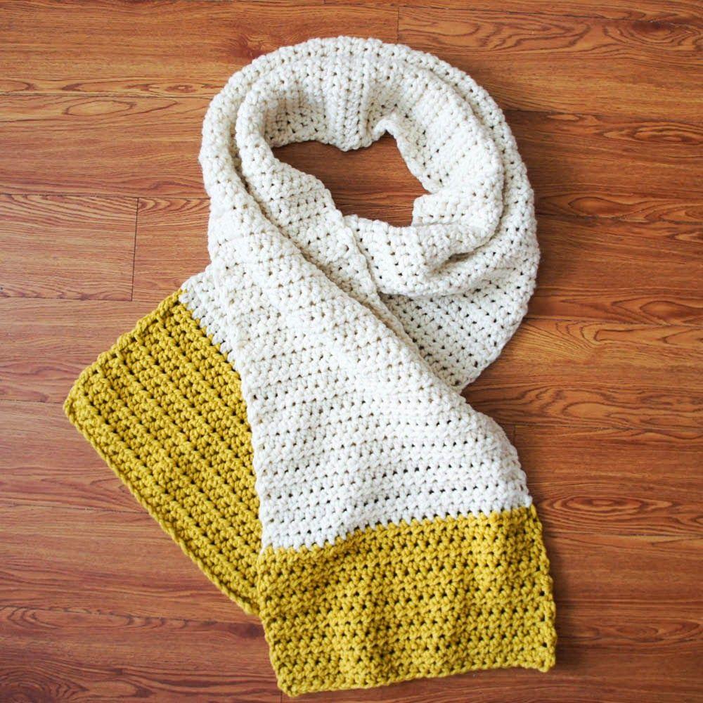 The Pink Samurai: DIY • Impossible Scarf Free Crochet Pattern ...