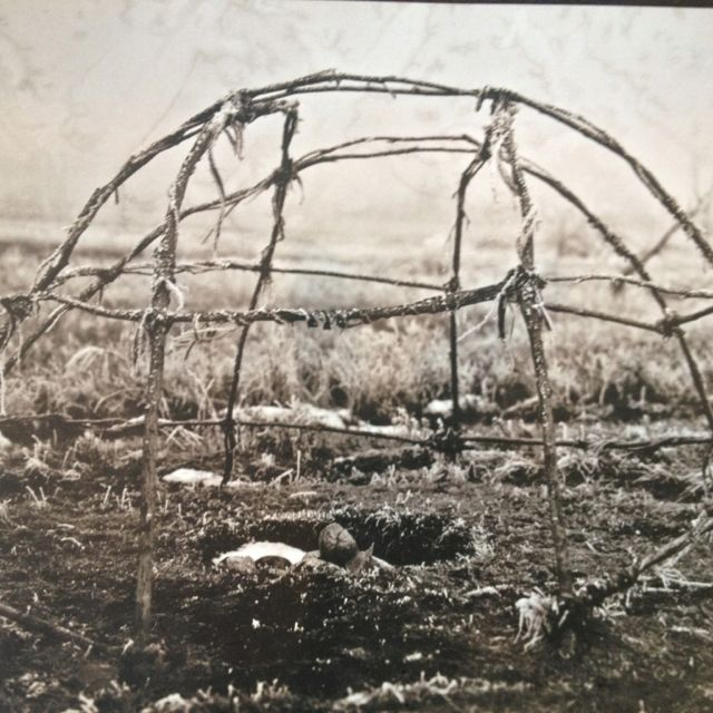sweat lodge - I learned the traditions of the sweat lodge ...