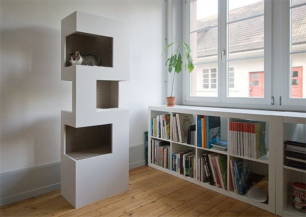 anzeigen designer kratzbaum cat wall design and ideas pinterest kratzbaum katzen und. Black Bedroom Furniture Sets. Home Design Ideas