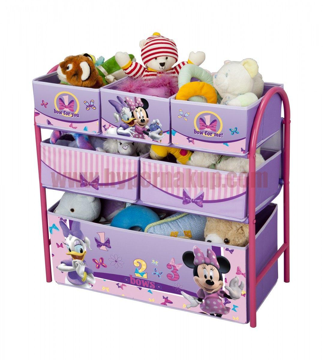 a3318831a5be7 Detská komoda organizér na hračky Disney Minnie Mouse | DETSKÝ TOVAR ...