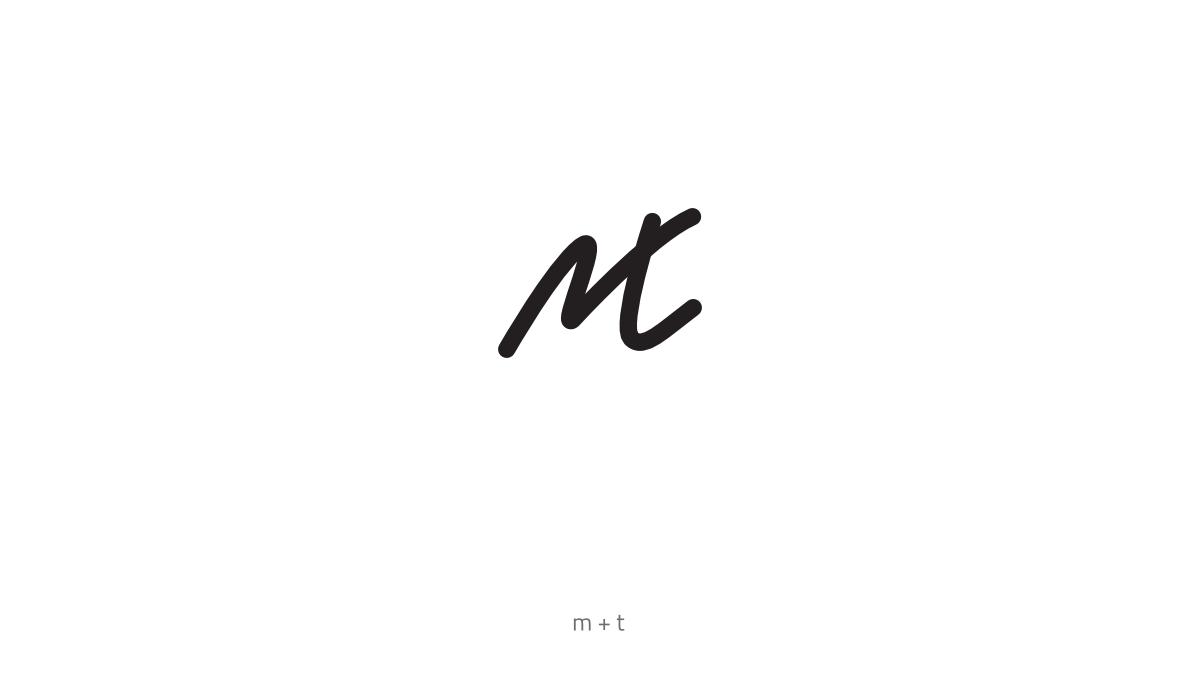 Mt Monogram Logo Design Monogram Logo Design Monogram Logo Logo Design
