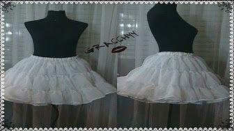 8b7a1f883 como hacer falsos para vestidos de huasa - YouTube | vestidos de ...