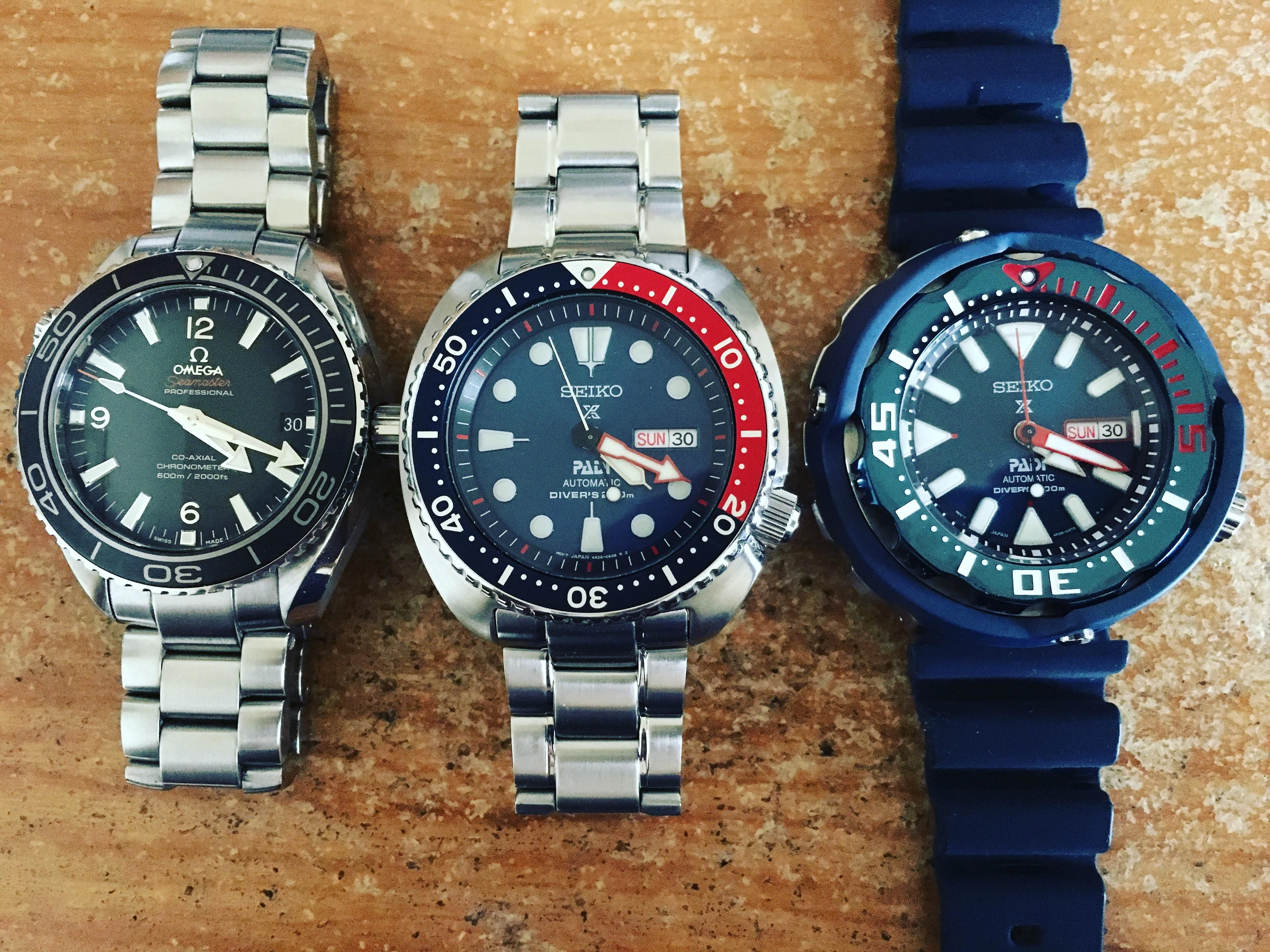 Seiko Srpa83 Baby Tuna Padi Special Edition Watches 2019