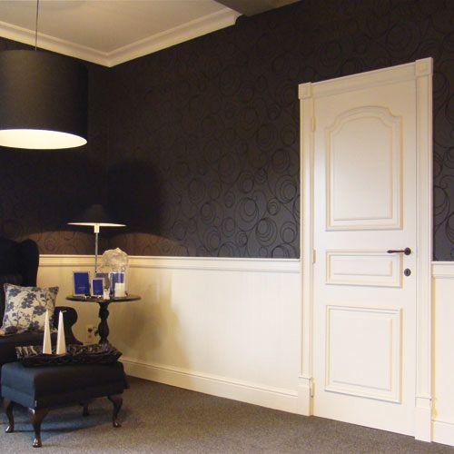 Wall decor door panels