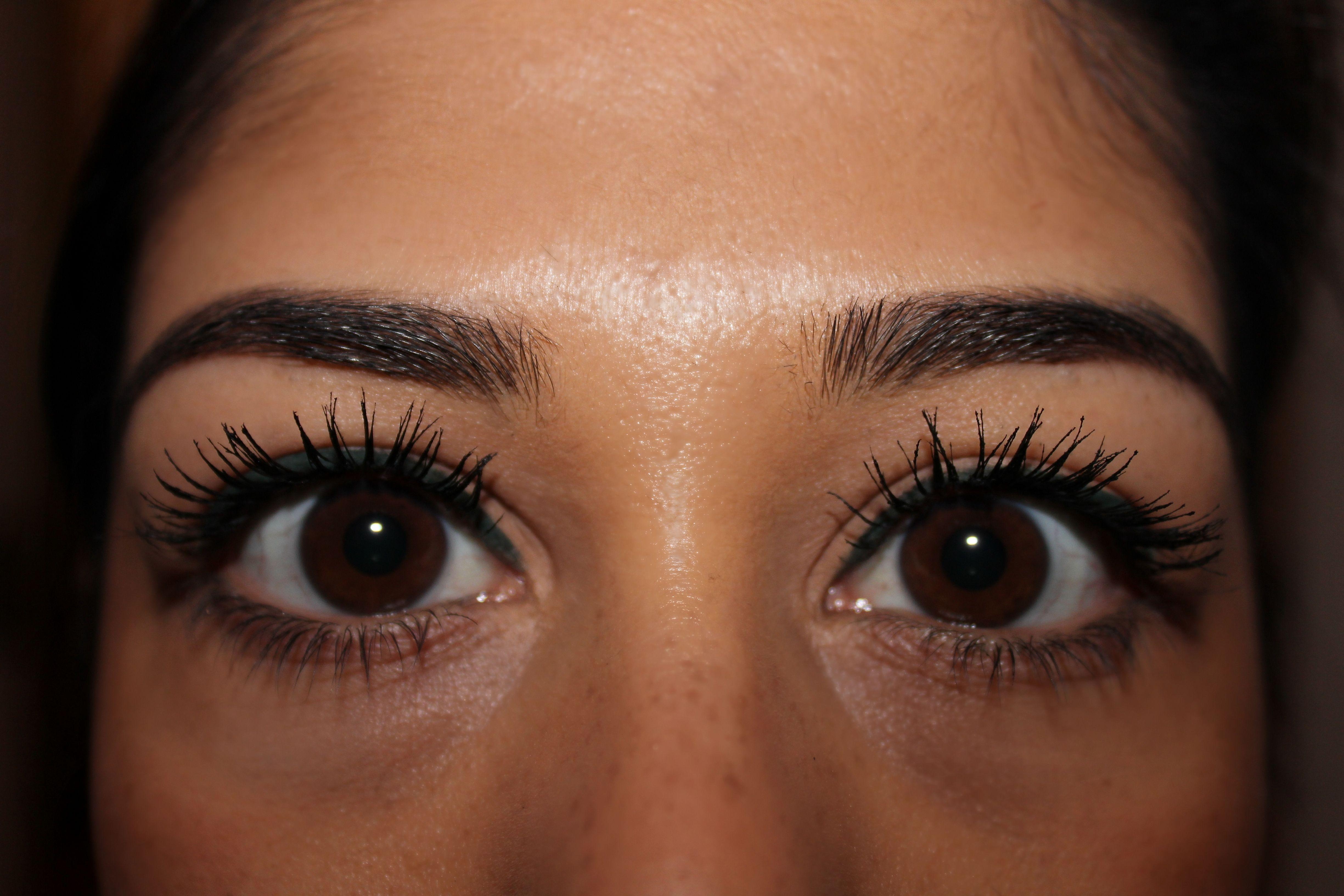 Lancome Doll Eyes Mascara And Shu Umera Eyelash Curler Presents