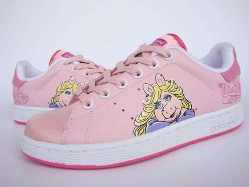 best authentic 6be60 7043b Miss Piggy Adidas - I have these! LMAO
