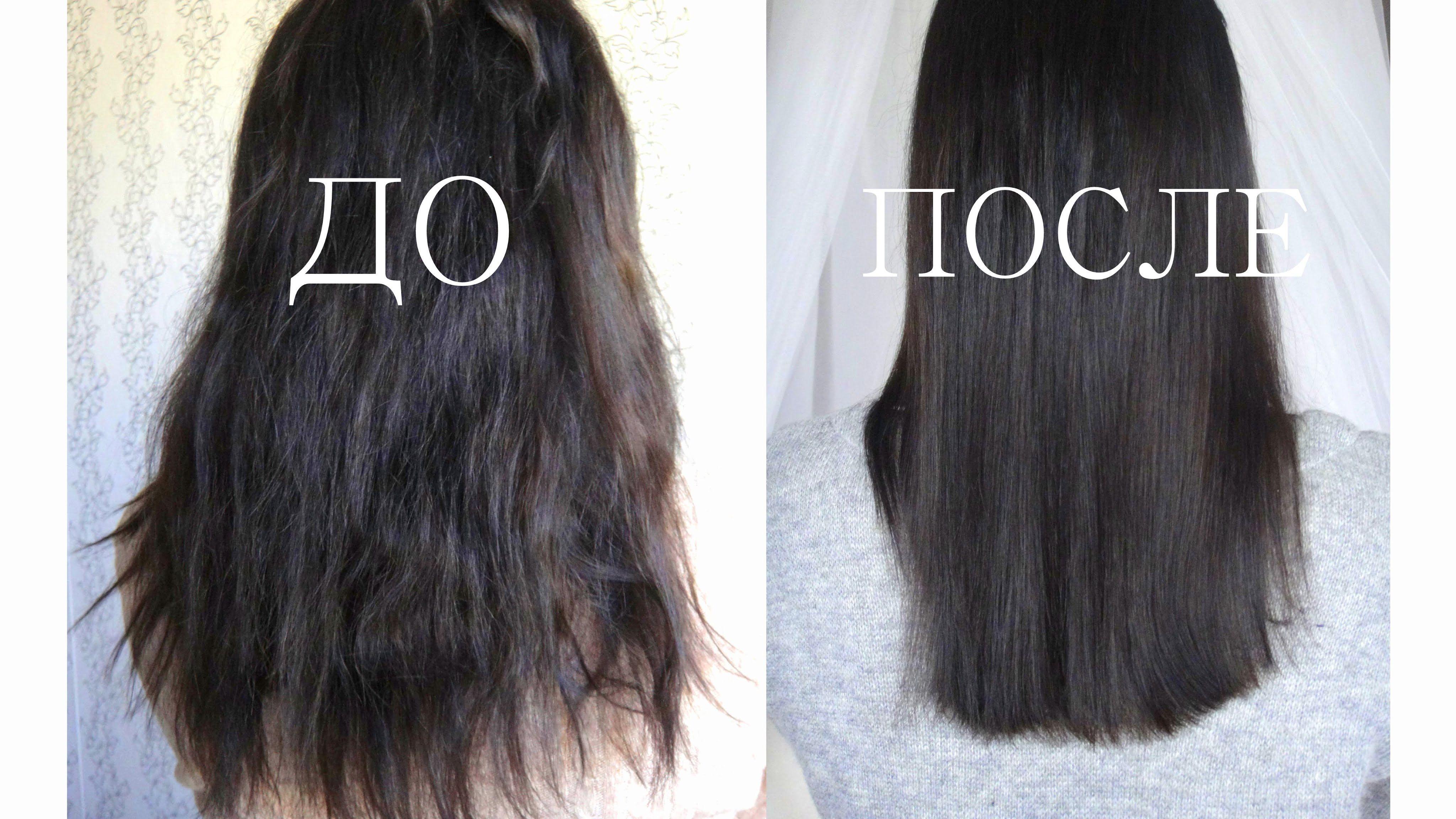 Как без масок отрастить волосы
