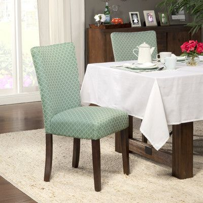 Found it at Wayfair - Traditional Parsons Chair & Found it at Wayfair - Traditional Parsons Chair | Household ...
