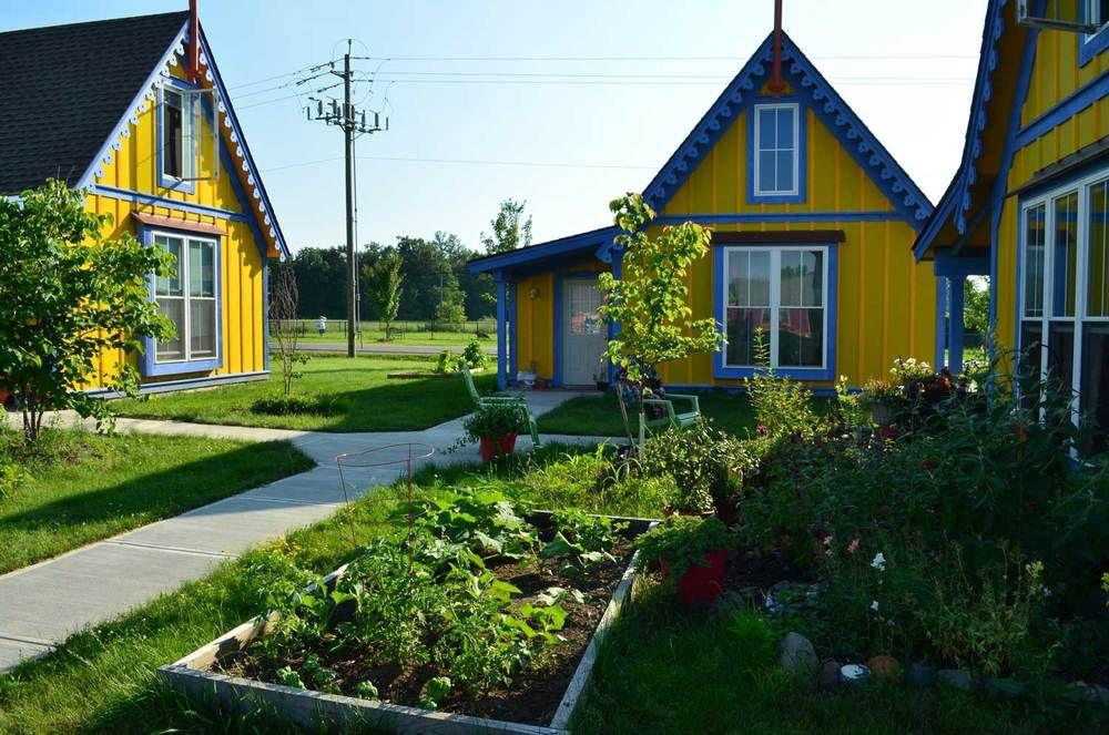 Boiceville Cottages Beautiful homes, Apartment garden