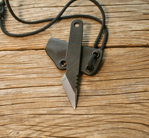 Custom 1084 Steel Small Kiridashi Right Hand By Jaredkramerstudios Things To Sell Cool Knives Neck Knife