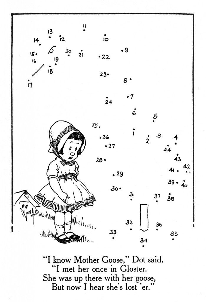 Connect The Dots Printable Online Coloring, Dots, Graphics Fairy
